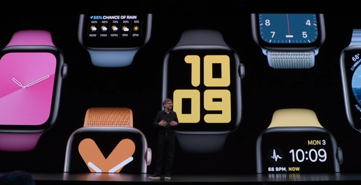 Apple Watch- watchOS