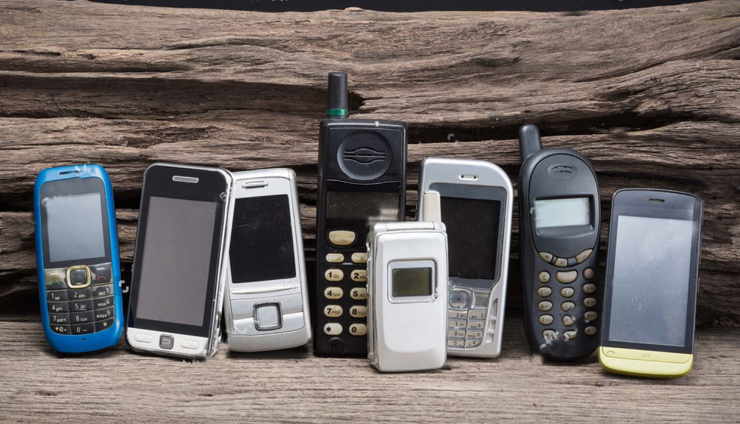 Saving The Earth With Old Mobile Phones