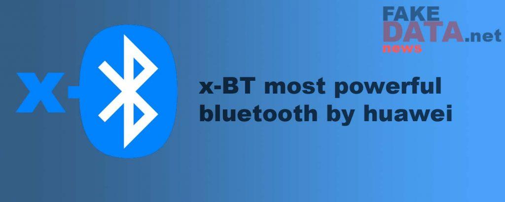 x-bt powerful bluetooth by huawei