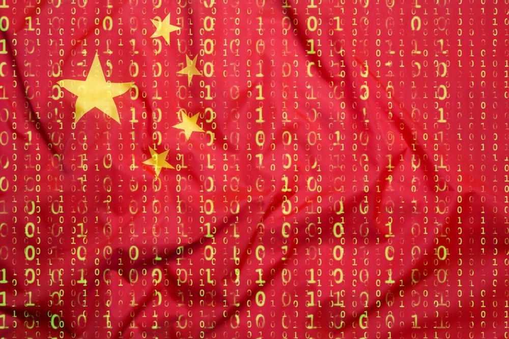 China cyber warfare
