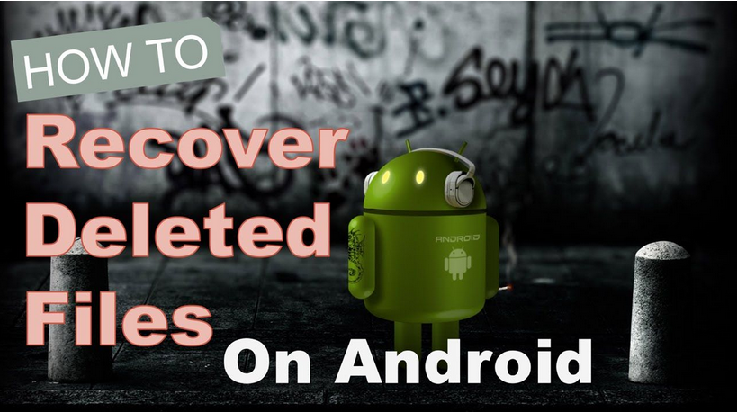 How to Recover Data From Android Using PC