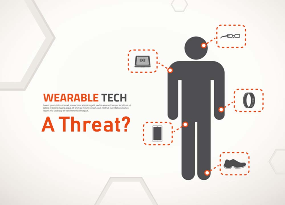 Wearable technology a threat