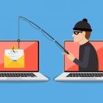 Phishing-personal-data