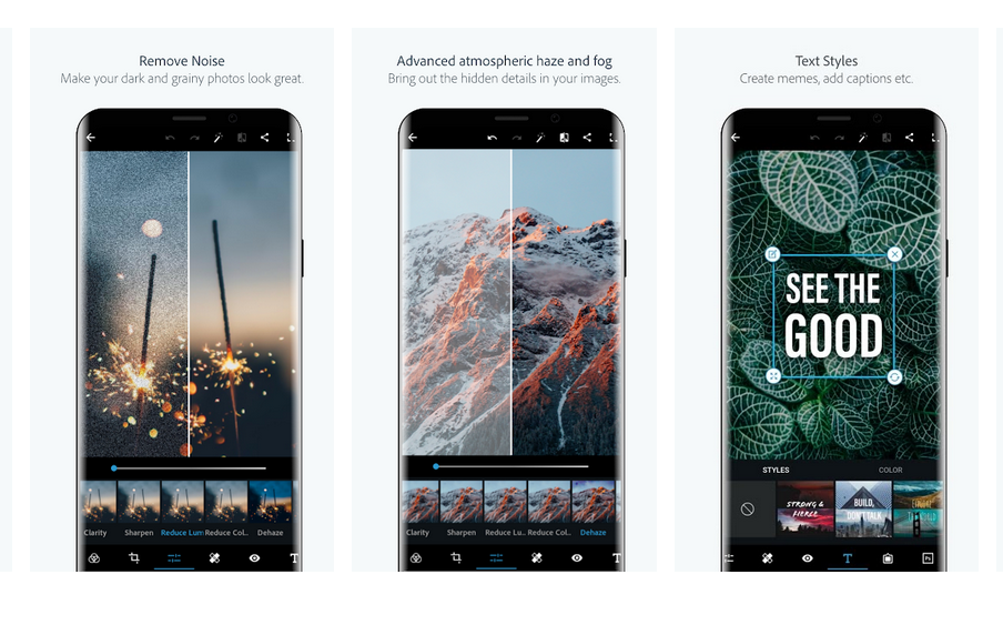 Adobe photoshop express photo editor app android - 5 Great Must-Have Apps for Mobile Photography