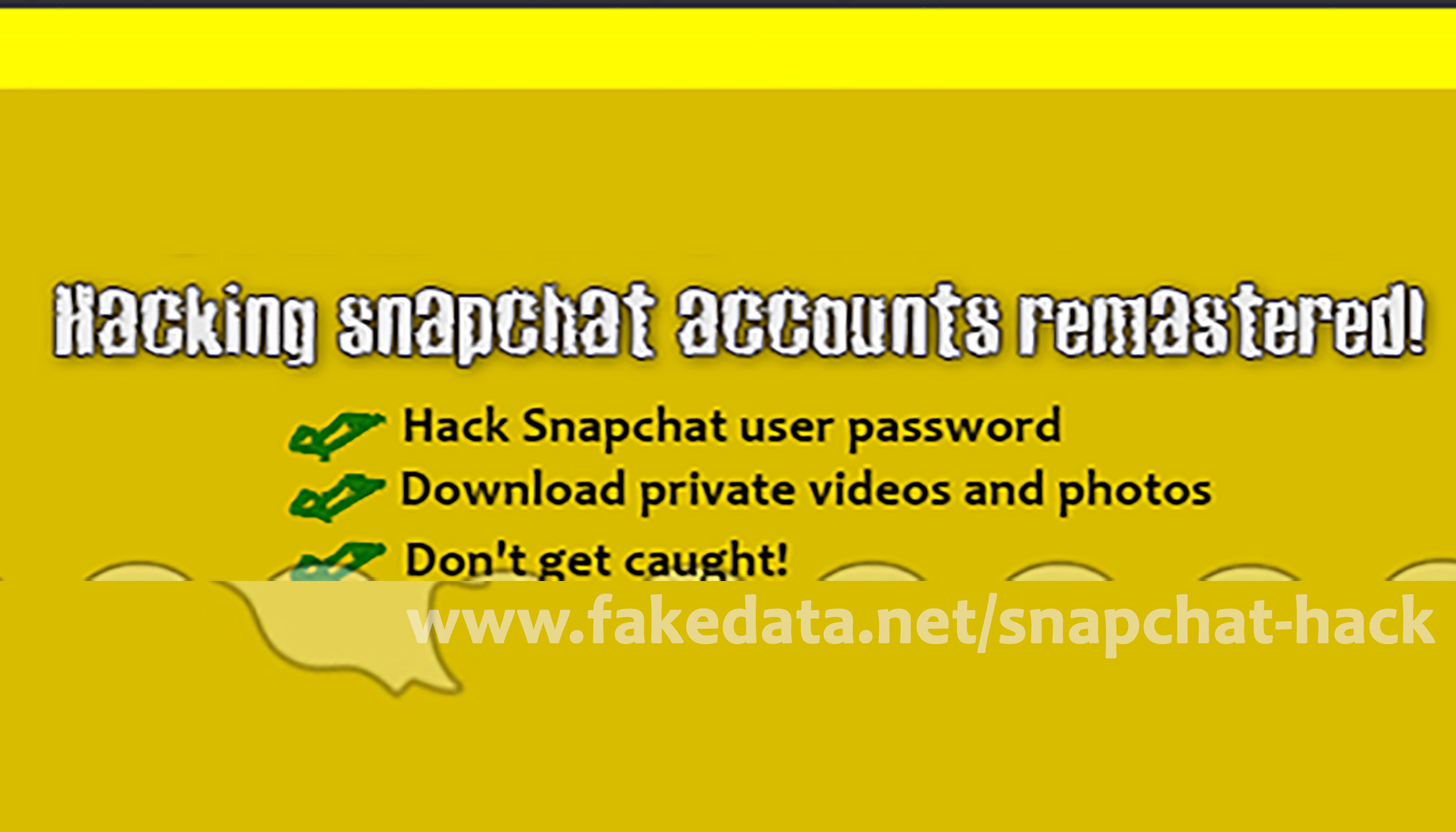 This Method Will Let You Hack on Any Snapchat Account
