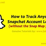 How to Track Anyone's Snapchat account location